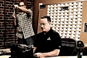 Directing with Tom Hanks
