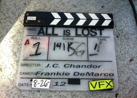 All is Lost- Slate